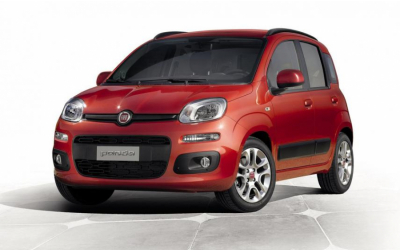 Motorcar Lagoon Rent a Car - Fiat Panda or similar