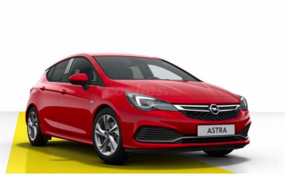Motorcar Lagoon Rent a Car -  Focus-Astra or similar