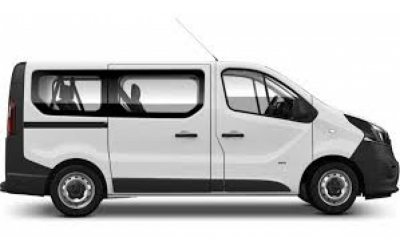 Motorcar Lagoon Rent a Car - Opel Vivaro or similar (9 seater)