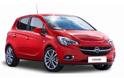 Motorcar Lagoon Rent a Car - Opel Corsa automatic o similar